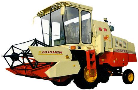 Комбайн зерноуборочный полнопропускной (Lovol Gushen)