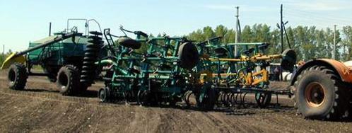 Комплекс посевной почвообрабатывающий (ППК)