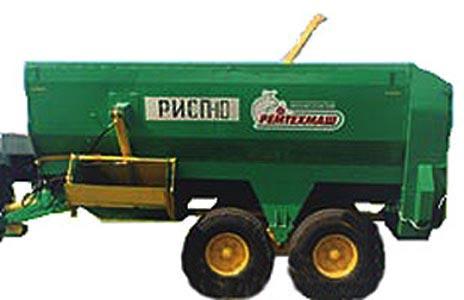 Раздатчик-измельчитель-смеситель кормов прицепной (РИСП-10)