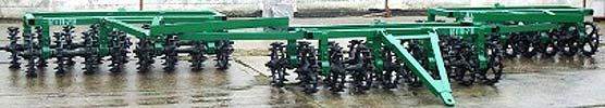 Каток кольчато-шпоровый (КТП-7,8 КШ)