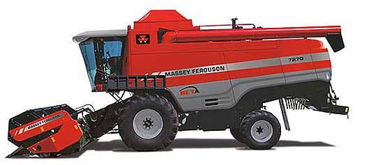 Комбайн зерноуборочный (Beta)