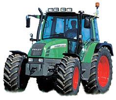 Трактор (Fendt 300 Ci)