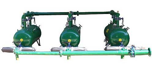 Фильтростанция (ФС-240)