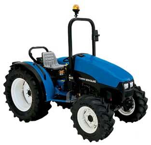 Трактор специализированный (New Holland TCE)