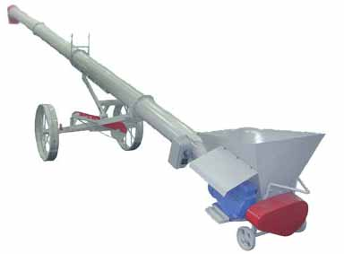 Конвейер винтовой передвижной (У9-УКВ-1)