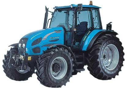 Трактор (Vision)