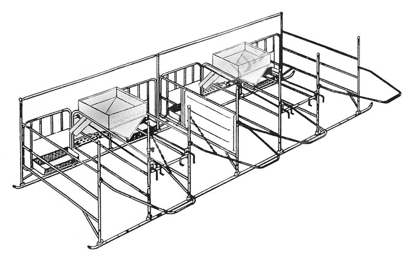 Комплект рамок на УДС-3Б