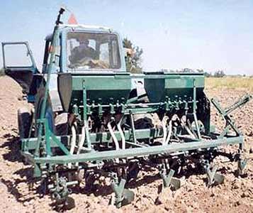 Сеялка-гребнеобразователь (СГ-2,8)