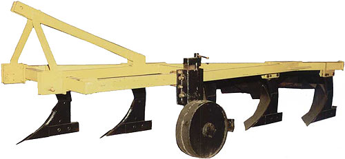 Плуг 5-ти корпусной лущильник навесной (ПЛН-5-25)