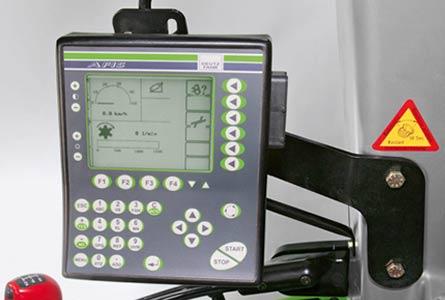 Система информационная для тракторов Agrotron (AFIS)
