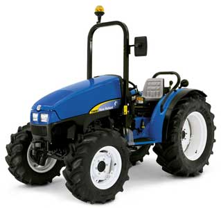 Трактор (New Holland T 3000)