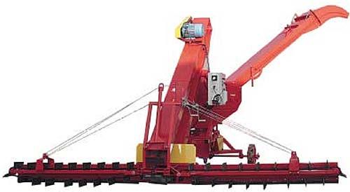 Метатель зерна самопередвижной (МЗ-80С)