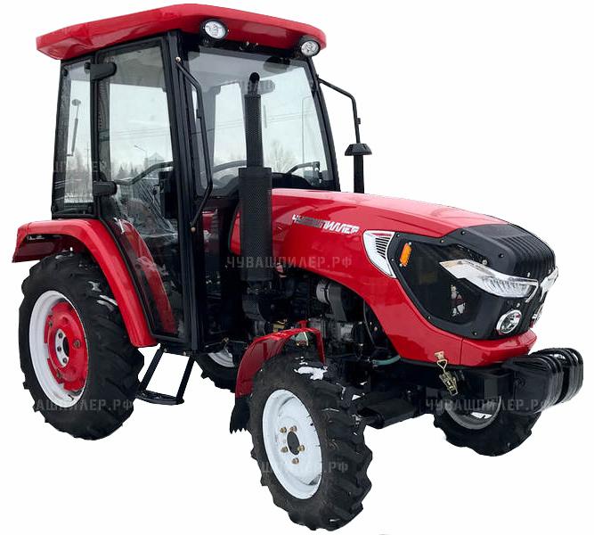 Трактор (Чувашпиллер-354)