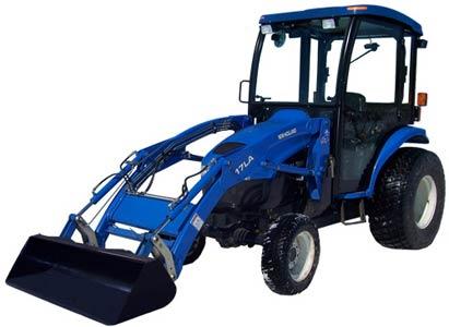Трактор специализированный (New Holland TC)