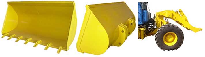 Оборудование навесное погрузочное (НПО-01)