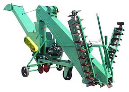 Метатель зерна самоходный (Р6-МЗС-100)