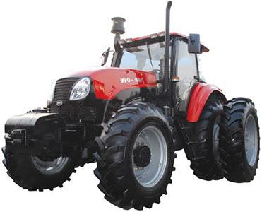 Трактор колёсный (YTO)