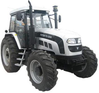 Трактор (Foton TG)