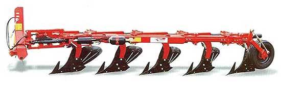 Плуг 3-6-ти корпусный навесной (Gregoire Besson S(W)7)
