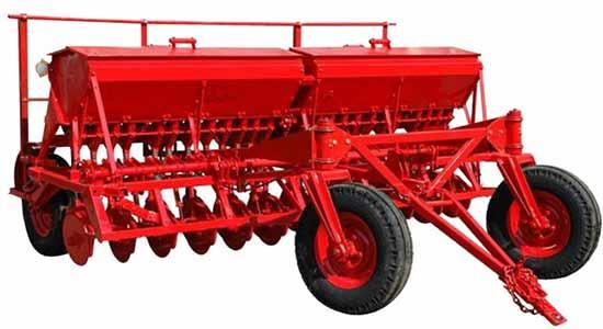 Сеялка зернотуковая прессовая (СЗП-3,6Б)