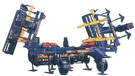 Агрегат комбинированный почвообрабатывающий (КШЛ-7,28 (КЛ-4))