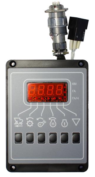 Блок индикации частоты унифицированный (БИЧ-У.03)