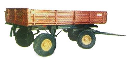 Прицеп тракторный (2ПТС)