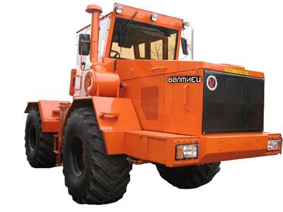 Трактор сельскохозяйственный (Балтиец)