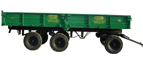 Прицеп тракторный (3ПТС-6,5)