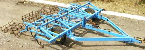 Культиватор сплошной обработки почвы (КСОГ-4)