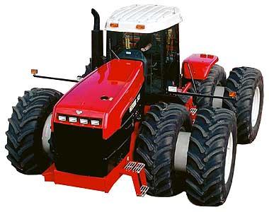 Трактор (Versatile 2000)