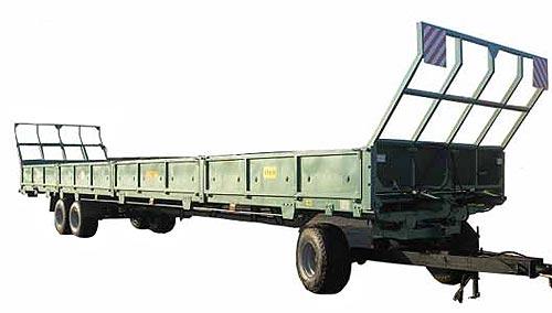 Платформа транспортировки кормов (ПТК-10)