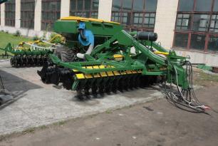 Агрегат почвообрабатывающее-посевной (АППА)