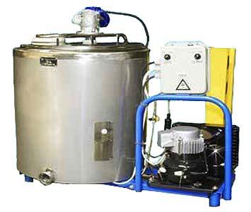 Резервуар-охладитель молока (МКЦ)