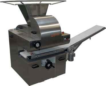 Тестоделитель вакуумно-поршневой автоматический (Kras)
