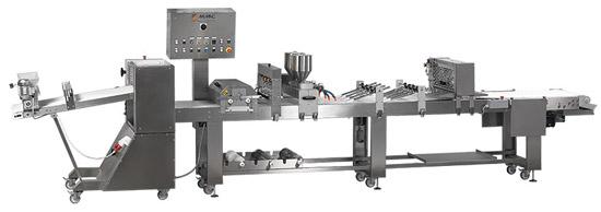 Линия для производства слоёных изделий  (Flex-Line)