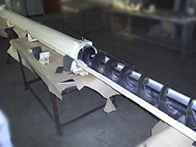 Конвейер винтовой (КВ-2М)