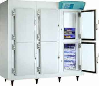 Шкаф заморозки и хранения (BG/BF)
