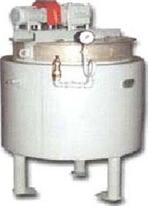 Емкость приготовления кондитерских масс (АК-1261)