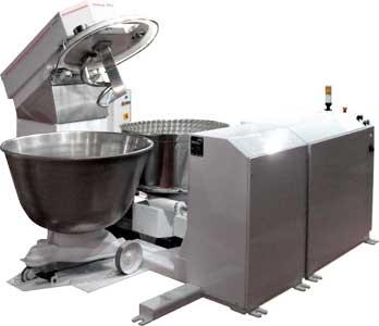 Комплекс автоматизированный тестоприготовительный (Прима-300АР)