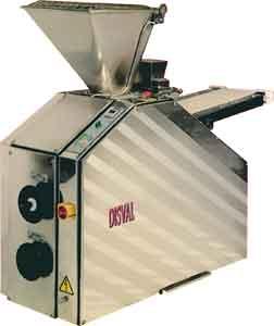 Тестоделитель вакуумно-поршневой автоматический (DA)