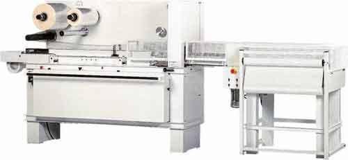 Автомат горизонтальный упаковочный (F 3000/2)