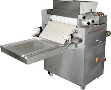 Машина формования сахарного печенья (АК-0910/АК-0911)
