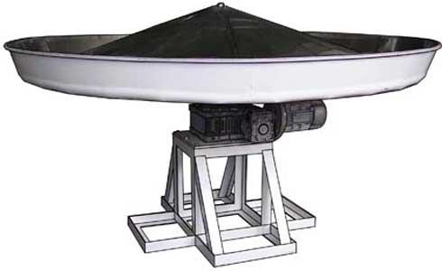 Стол циркуляционный (грибовидный) (СЦ)