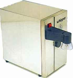 Аппарат производства взбитых сливок (Whipper)