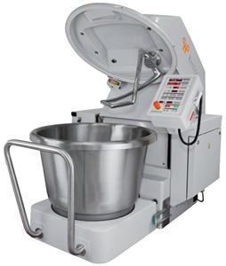Машина тестомесильная универсальная порционная с подкатной дежой (Kemper UC)