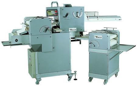 Машина для формовки рогаликов автоматическая (Rotopan II)