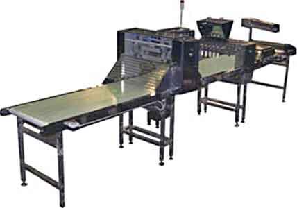 Линия производства изделий из слоеного или дрожжевого теста (Лаккк)