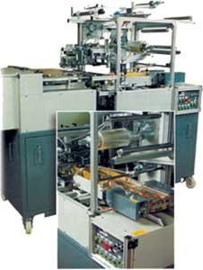 Автомат горизонтальный целлофанирующий (ВАЭМ-4/1-10/Ц)