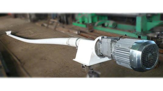 Шнек гибкий спиральный (ХлебСпецМаш)